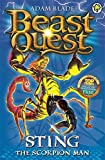 Sting the Scorpion Man: Book 18 (Beast Quest)