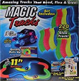 Magic Tracks Starter Set Rennbahnset incl.Auto DER LEUCHTENDE RENNBAHN MAGIC TRACKS (335 cm)
