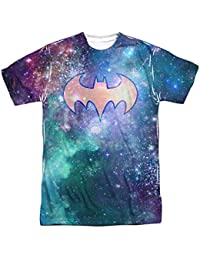 DC Comics Shielded Galaxy (Front Back Print) Mens Sublimation Shirt