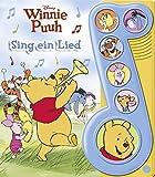 Winnie Puuh, Sing ein Lied - Liederbuch mit Sound: Disney Pappbilderbuch mit 6 Melodien