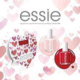Essie, Kit de Manicura con 2 Esmaltes de Uñas, Incl. 1x Laca de Uñas Tono 013 Mademoiselle (Rosa) 13,5 ml, 1x Laca de Uñas To