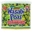Hapi Wasabi Peas in A Can 140 g (Pack of 8)