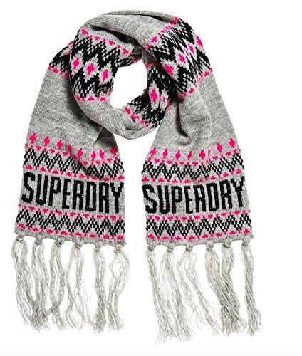 Superdry Damen Super Orkney Schal