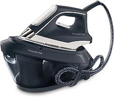 Rowenta VR8220 Powersteam Ferro da Stiro con Generatore di Vapore ad Alte Prestazioni, 6.5 Bar, Struttura Compatta, 2200...