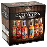 Shepherd Neame Masters Brewers Collection Pack (6 x 500ml Bottles)