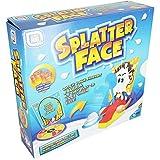 Splatter-Gesicht