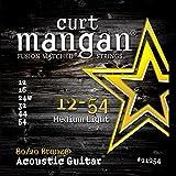 Curt Mangan 80/20 Bronze 12-54 jeu de cordes pour guitare acoustique