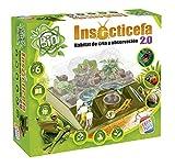 Cefa Toys - Insecticefa 2.0, Gioco educativo con kit per allevamento e osservazione [Lingua spagnola, inglese, francese, portoghese]