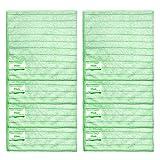 Das blaue Wunder - Plus Reinigungstücher 8x 40x40 cm (grün)