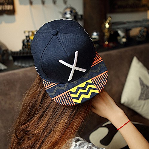 f931789fd4b lsinyan New Hot Deep Blue Fashion Baseball Snapback Hats and Caps For Men  Cool Cotton Adjustable