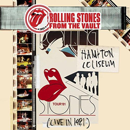 Preisvergleich Produktbild Rolling Stones - Hampton Coliseum 1981 (+ 3 LPs) [4 DVDs]
