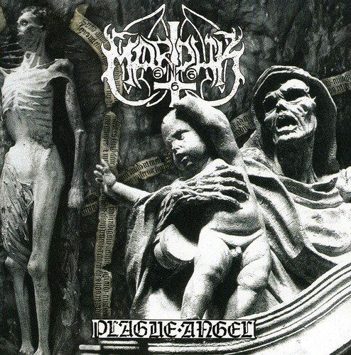 Marduk: Plague Angel (Audio CD)