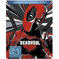 Deadpool Steelbook Blu-ray