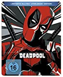 Deadpool Steelbook Blu-ray  Bild