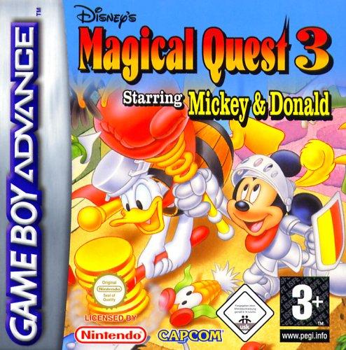Magical Quest 3 - Starring Mickey & (Maus Mickey Pluto Und Maus Kostüme Minnie)