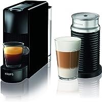 Krups Nespresso Essenza Mini XN1118 Kaffeekapselmaschine (1310 Watt, 0,7 Liter, 19 bar, inklusive Aeroccino…