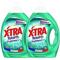 X Tra Fraîcheur + Lessive Liquide 2,2 L -