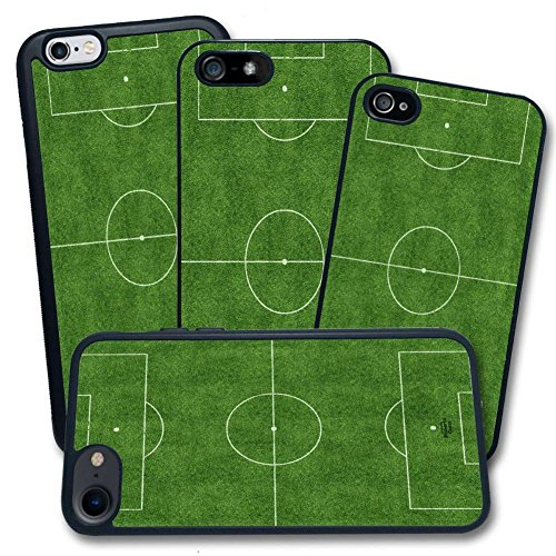 Cover Apple iPhone - Stampa Calcio Campo Sportivo Erbetta Verde - iPhone 7