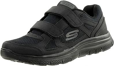 Skechers Flex Advantage Men's Low Sneaker Black