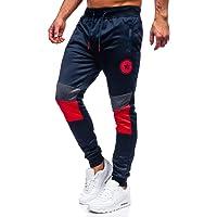 BOLF Pantaloni Sportivi – Tipo Jogger – Motivo Mimetico - Stile Street – da Uomo Mix 6F6