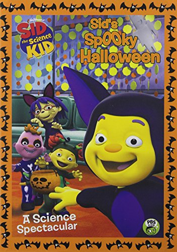 Für Kids Halloween Filme (Sid The Science Kid: Sid's Spooky Halloween [DVD] [Region 1] [NTSC] [US)