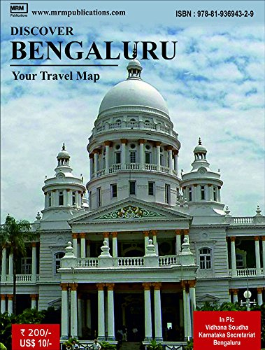Discover Bengaluru - A Travel Map