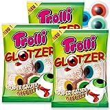 12 Trolli Glotzer - der fruchtig-saure Grusel-Spass nicht nur für Halloween