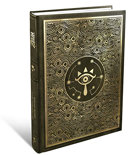The Legend of Zelda: Breath of the Wild  - Das offizielle Lösungsbuch (Deluxe Edition)