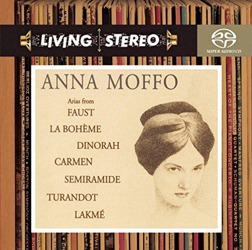 Arias from Faust; la Boheme; Dinorah; Carmen; Turandot; Semiramide; Lakme