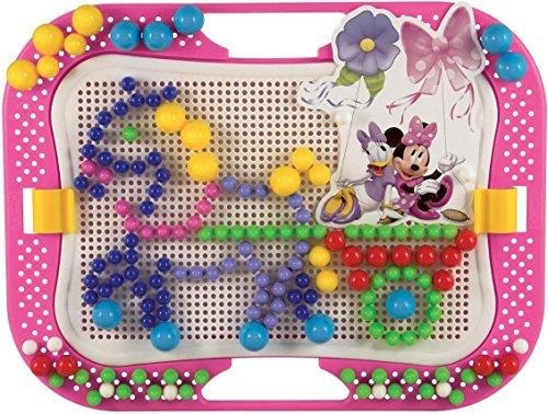 quercetti-0906-jeu-de-mosaiques-fanta-color-minnie-mouse-320-pieces