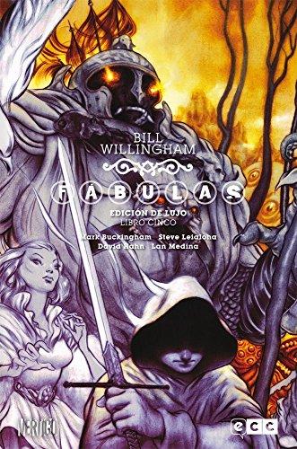 Fábulas Edición de Lujo núm. 05-2ª ed. (Fábules: Edición de lujo)
