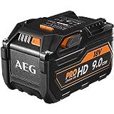 AEG Batterie 18V Lithium-ION HD 9.0Ah L1890R HD