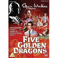 Edgar Wallace Present Five Golden Dragons  Film