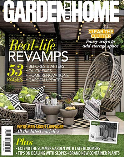 GARDEN AND HOME: CLEAR THE CLUTTER (English Edition)