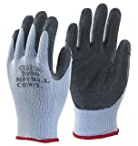 10 Pairs - Click 2000 MP1 Multi Purpose Work Builders Safety Gloves Sizes M L XL (Large)