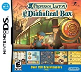 Professor Layton and the Diabolical Box by Nintendo
