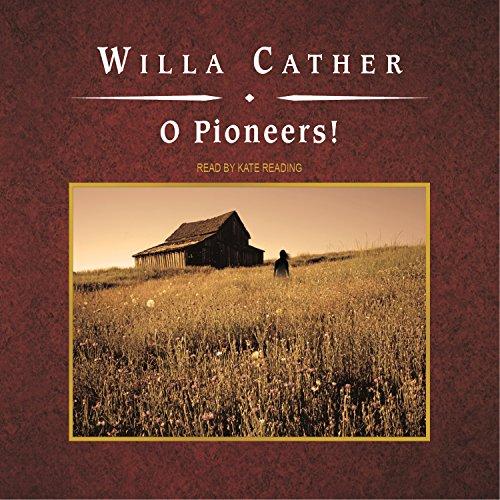 O Pioneers!  Audiolibri