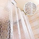Hiveseen Duschvorhang 3D ... Ansicht