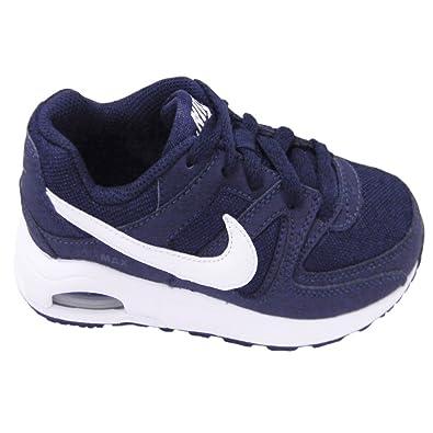 af2a315f11 NIKE AIR MAX COMMAND FLEX LTR TD scarpe bambino blu sportive sneakers shoes  kids Schuhe für Jungen