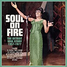 Soul on Fire-Detroit Soul Story 1957-'77 (3cd Box)