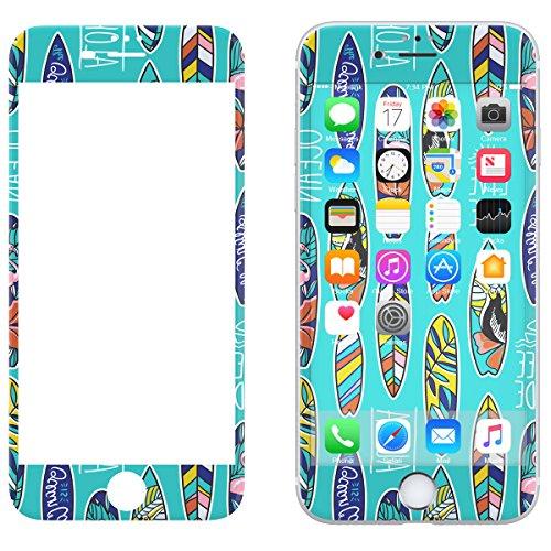Luvvitt Artology proteggi schermo in vetro temperato per iPhone 7Plus P009