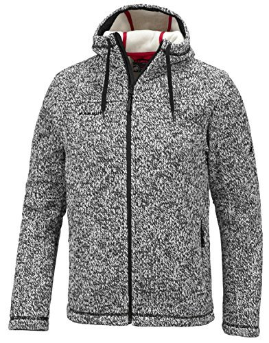 Preisvergleich Produktbild Mammut Herren Jacke Iceland Hoody 1010-13811 XL Black Melange by Mammut