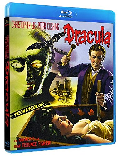 Dracula – Hammer Edition [Blu-ray] [Limited Edition]