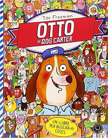 OTTO el gos carter: Un llibre per buscar-hi coses