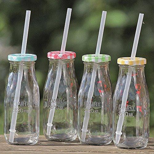 Flasche Zala 2tlg 4s H16 320ml Glas klar