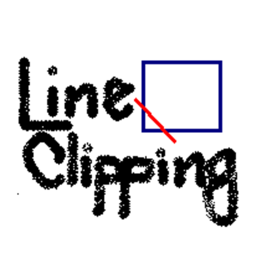 Line clipping (Clipping)
