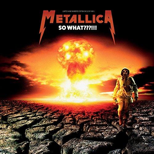 Metallica - SO WHAT???!!! Edizione Limitata su Vinile Blu
