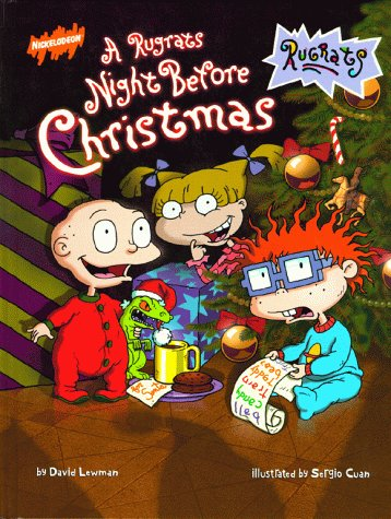 A Rugrats Night Before Christmas