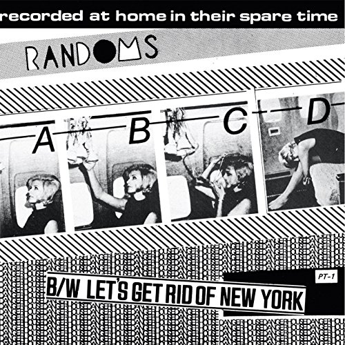 Abcd/Let\'\'s Get Rid of New York [Vinyl Single]