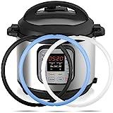 Mocoosy 3 STKS Siliconen Afdichting Ring voor Insta Pot 6 qt, Insta Pot Seals Vervanging Pakking 6 Quart Instpot Afdichting R